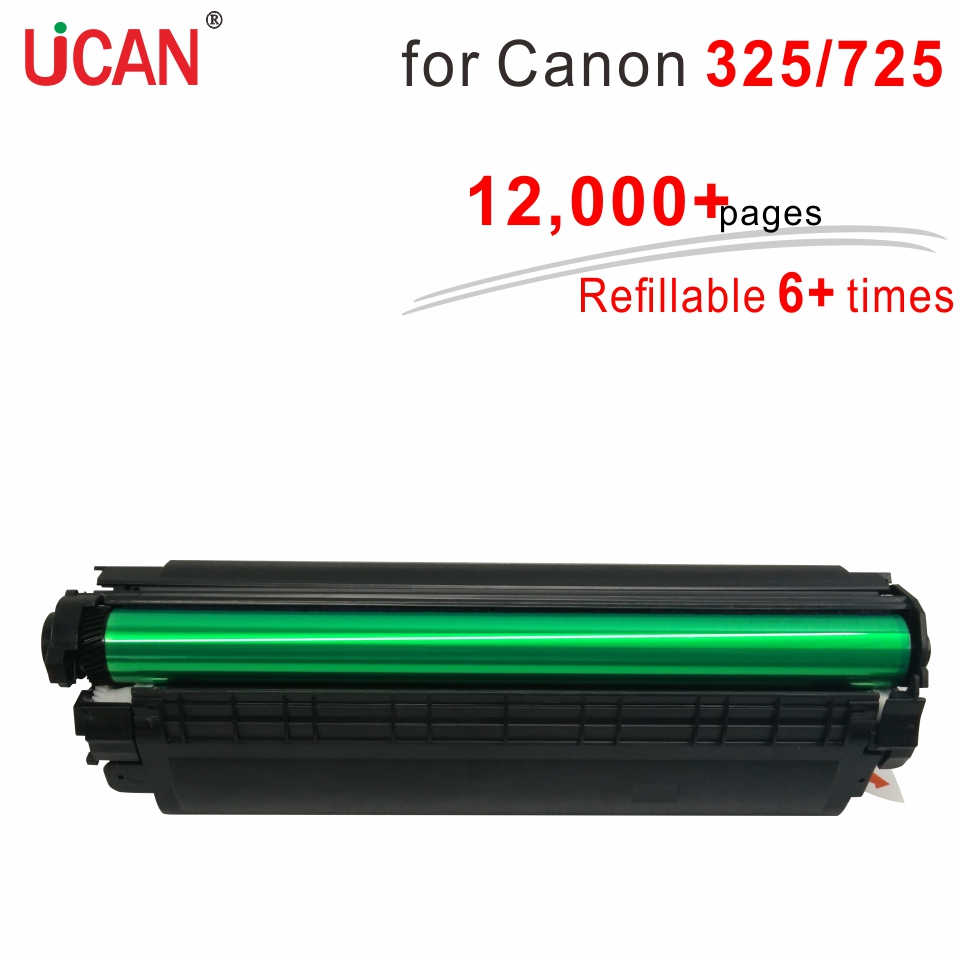 12000 pages Super Durable Toner 325 725 Cartouches pour Canon LBP6020 6020B LBP 6000 6000B LBP6000 MF3010 Imprimante