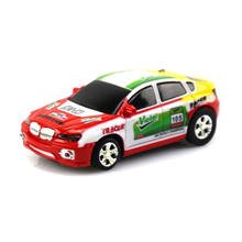 Wltoys Coke Can Mini RC Car 1:63 20KM/H Radio Remote Control Micro Racing Cars Frequencies Toy For Kid Children Gifts  Y