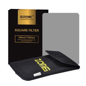 Image 4 - Trasporto libero Zomei filtro Quadrato 150*100 millimetri Completo e Laureato ND2 4 8 16 Densità Neutra ND filter holder + 67/72/77/82/86 millimetri adattatore