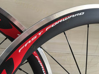 Alloy Braking Surface 38mm 50mm Carbon Wheels Road Bike Clincher 60mm Wheelset Alloy Brake Road Bicycles