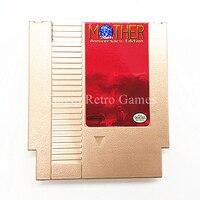 닌텐도 엔터테인먼트 시스템 NES 게임 어머니 주년 기념 에디션 비디오 게임 카트리지 콘솔 카드 영어 황금 버전