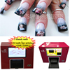 NEW UPGRADED Free Shipping Computer Build Digital Nail Printer Nail Printing Machine Support Item Return Digital