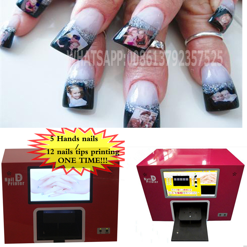 New upgraded free shipping screen digital nail printer nail new upgraded free shipping screen digital nail printer nail printing machine nail art equipment on aliexpress alibaba group prinsesfo Choice Image