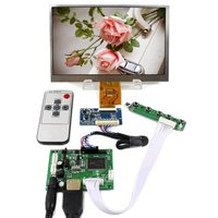 HDMI LCD Controller Board VS-TY2660H-V1 With 7inch AT070TNA2 1024x600 LCD Screen