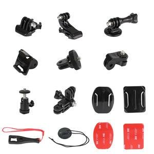 For GoPro SJCAM Sj4000 EKEN H9 Xiaomi Yi Xiaoyi 4K SONY DJI OSMO Action Camera Accessories