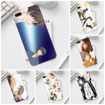 Soft New Style For iPhone 4 4S 5 5C SE 6 6S 7 8 Plus X XS Max XR Galaxy A3 A5 J1 J3 J5 J7 2017 Japanese Anime Junjou Romantica image