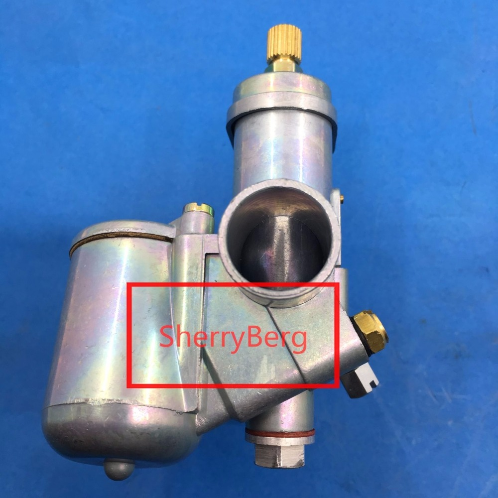 Free Shipping Carb Carburettor Fit For Zundapp C50 Super Sport 1/17/77 17mm Tuning Vergaser Bing