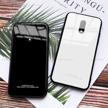 Tempered Glass Phone Case For For Oneplus 7 Pro 7Pro one plus 7 1+7 Pro Case Silicone Frame Cover For Oneplus 7 Pro Coque Fundas