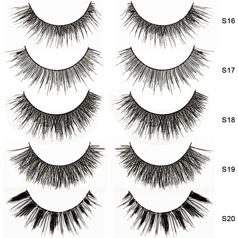 Popular Best Natural Looking False Eyelashes-Buy Cheap Best ...