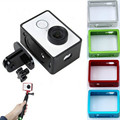 Алюминиевый Сплав Границы Защитный Чехол Рамка Для Xiaomi Yi Аксессуары Путешествия Издание Xiaomi Спорт Камеры