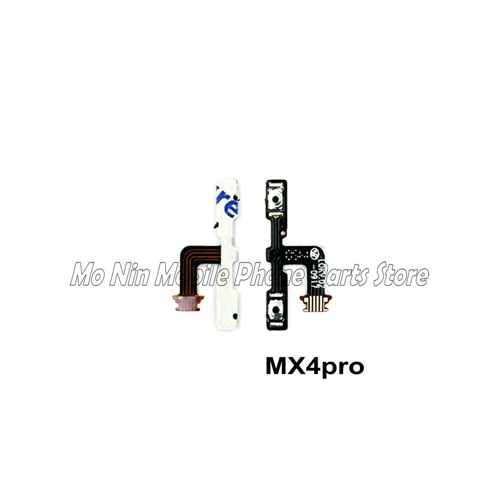 New Volume Up/down Buttons Flex Cable Replacement For Meizu MX4pro MX4 Pro Phone