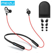 MEIZU EP52 Sports Bluetooth Earphone Magnetic Neckband Waterproof Noice Canceling Earbuds Bluetooth Headset with Mic Handsfree