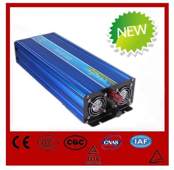 цена на DHL FedEx UPS free shipping 1200W puhdas sini invertteri 1200W Power Inverter Pure Sine Wave DC 12V to AC 220V Peak Power 2400W