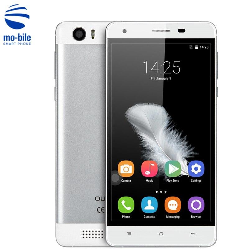 Цена за Оригинал OUKITEL K6000 4 Г Android 5.1 Смартфон 5.5 дюймов 2 ГБ 16 ГБ 8.0MP Мобильного Телефона MTK6735 6000 мАч Quad Core OTG Мобильного Телефона