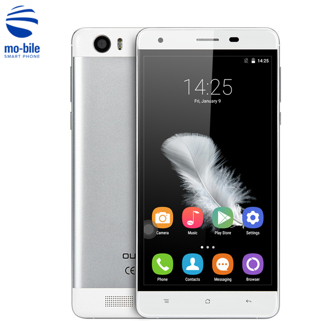 Original OUKITEL K6000 4G Android 5.1 Smartphone 5.5 inch 2GB 16GB 8.0MP Mobilephone MTK6735 6000mAh Quad Core OTG Cellphone