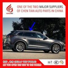 Высокое качество алюминиевого сплава привинчиваемый бокового рельса Бар Багажник На Крышу для Mazda CX-9 cx9 2016 2017 2018 2019, 16, 17, 18, 19