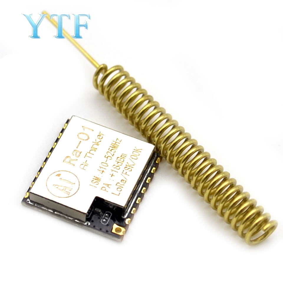 Ra-01 LoRa SX1278 433M Wireless Spread Spectrum Transmission Module Most Distant 10KM