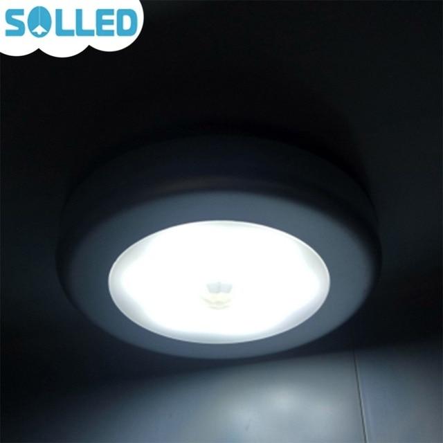 6 Led Pir Body Motion Sensor Activated Wall Light Night Induction Lamp Closet Corridor Cabinet