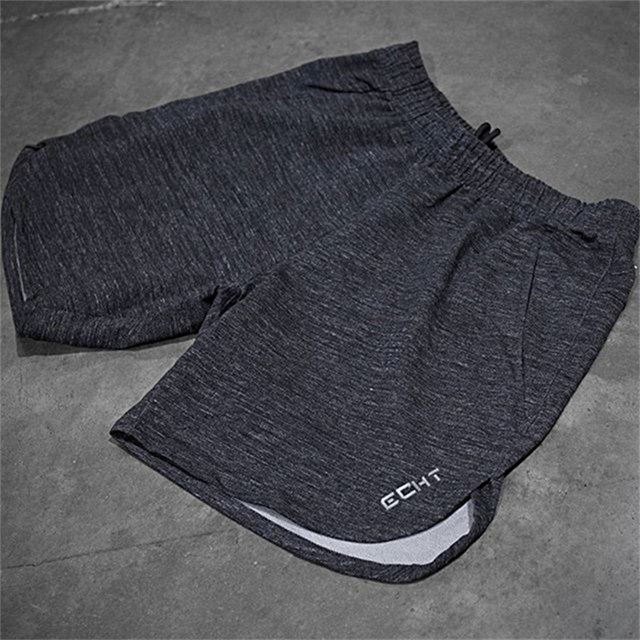 Sports Fitness Workout Training Cotton Breathable Shorts