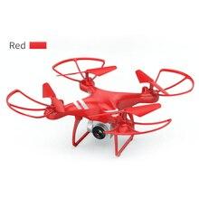 Wi-Fi 2,4 ГГц 4 канала 6 Ось гироскопа Quadcopter Full HD 5.0MP FPV Камера Drone интеллектуальные высота провести 20 мин. вертолет