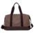 Joypessie ocasional del mensajero de los hombres bolsa de lona de la moda unisex sólido de gran capacidad bolso de viaje cruzada cuerpo bolso clásico
