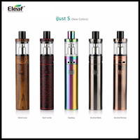 New Color IJust S 100 Original Eleaf ISmoka IJust S 3000mAh Capacity New ECL0 18ohm Coil