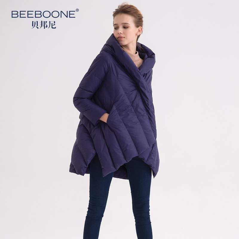 2018 new winter women duck   down     coat   jackets parkas fashion