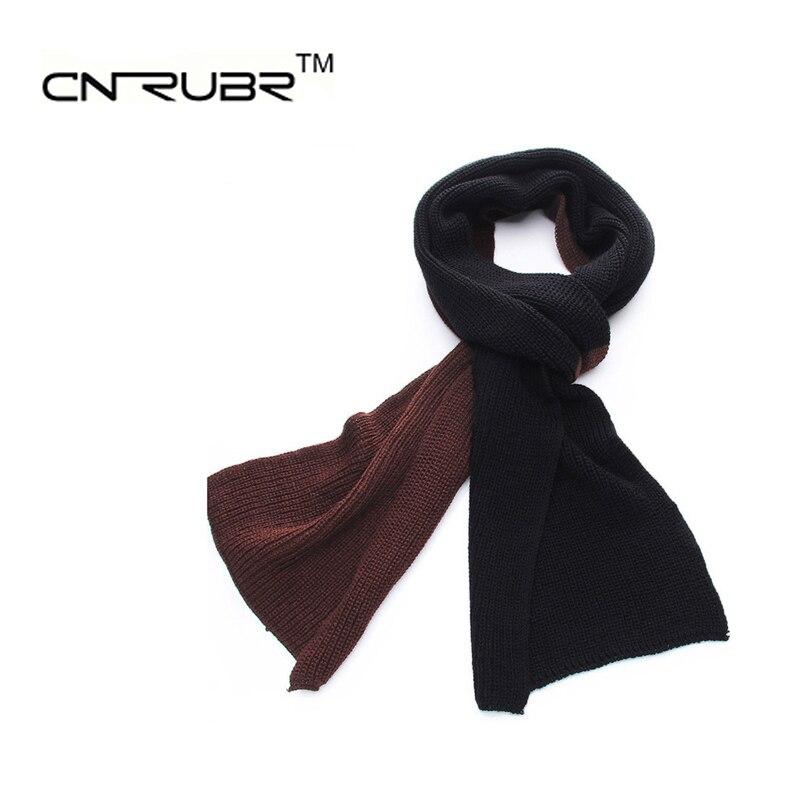 winter design patchwork scarf men shawls scarves 2016 foulard fashion designer men scarves hit color large - Foulard Color