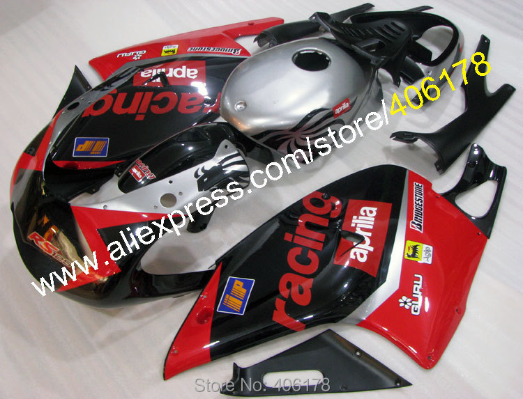 цены Hot Sales,01-05 RS125 Body Kit For Aprilia Parts RS125 2001-2005 RS 125 Sports Bike Racing Motorcycle Fairings For Sale