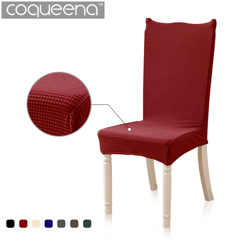 striped chair covers dining rooms carex shower modern velvet corn universal stretch elastic kitchen room office seat cover with back spandex chc002 in from home