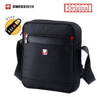 Hot Sale Men Messenger Bags 11 Inch Waterproof Shoulder Bag A4 Book Messanger Satchels La Bolsa