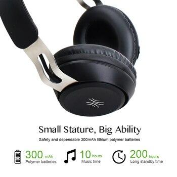 Cuffia Bluetooth Con Microfono | Oneodio Sopra L'orecchio Auricolare Senza Fili Della Cuffia Bluetooth 5.0 Sport Auricolare Stereo Bluetooth Cuffie Con Il Mic Per Il Iphone Xiaomi