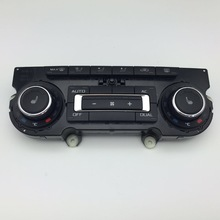 OEM for Skoda Octavia Superb Climatronic Air Conditioning Control Switch Panel AC Seat Heater 3TD 907 044 J