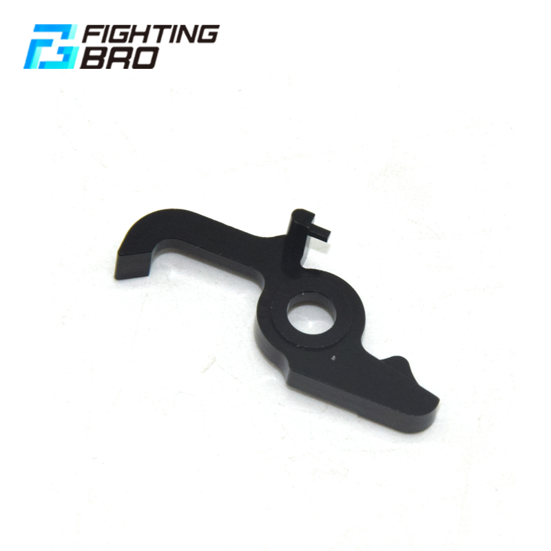Fighting Bro CNC CUT OFF LEVER Yaw Control Bar For Airsoft Accessories Ver. 2 Split Gel Blaster Gearbox Paintball