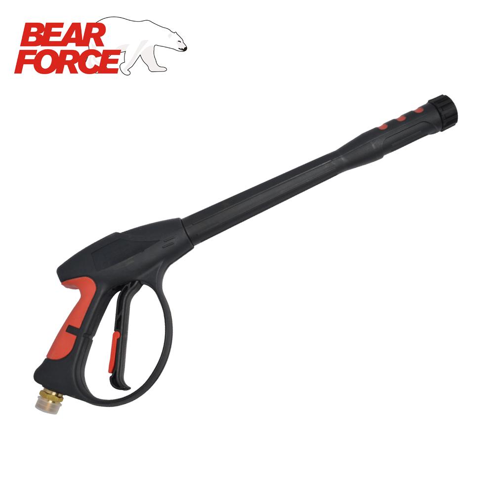 High Pressure Water Spray Gun Pistol Cleaning Machine Metal Gun M22 for Professional High Pressure Washers 280Bar 4000PSI
