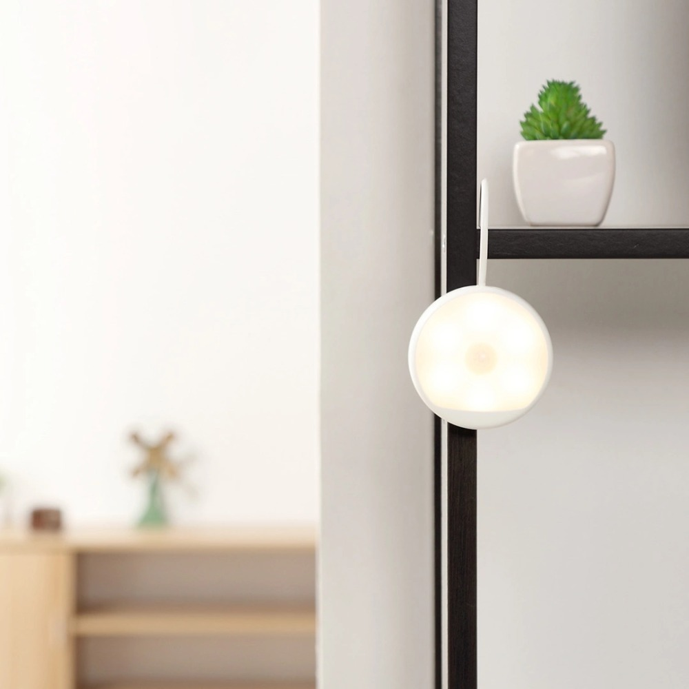 Image 3 - Original Xiaomi Mijia Yeelight LED Night Light Infrared Magnetic with hooks remote Body Motion Sensor For Xiaomi Smart Home-in Smart Remote Control from Consumer Electronics