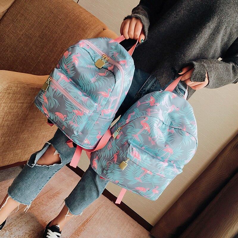 Hellennew Women Shoulder Bag Female Korean Waterproof Oxford Cloth Bag Lady Leisure Bag Small Backpack Pack School Teenagers5920