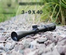 VOTEXe 3-9X40 compact Riflescope hunting optical sight Sniper Tactical Airgun Rifle Scope fit .308win