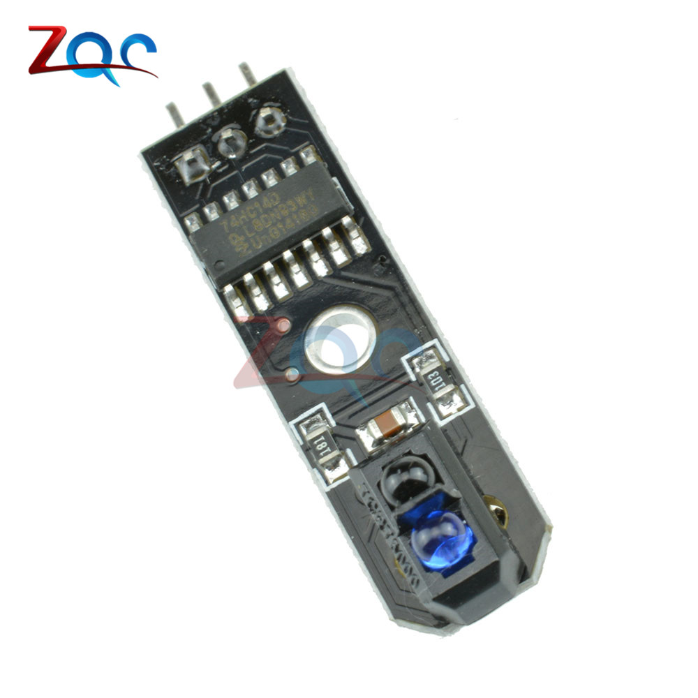 5PCS IR Infrared Line Track Follower Sensor TCRT5000 Obstacle Avoidanc Module For Arduino AVR ARM PIC DC 5V 1 channel relay module interface board shield for arduino 5v low level trigger one pic avr dsp arm mcu dc ac 220v