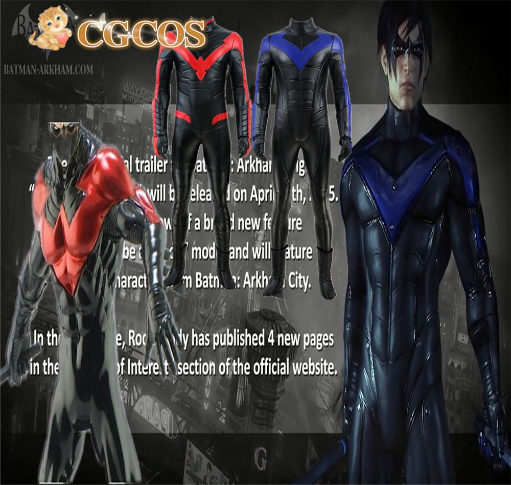 Online Get Cheap Nightwing Costume Adult -Aliexpress.com | Alibaba ...