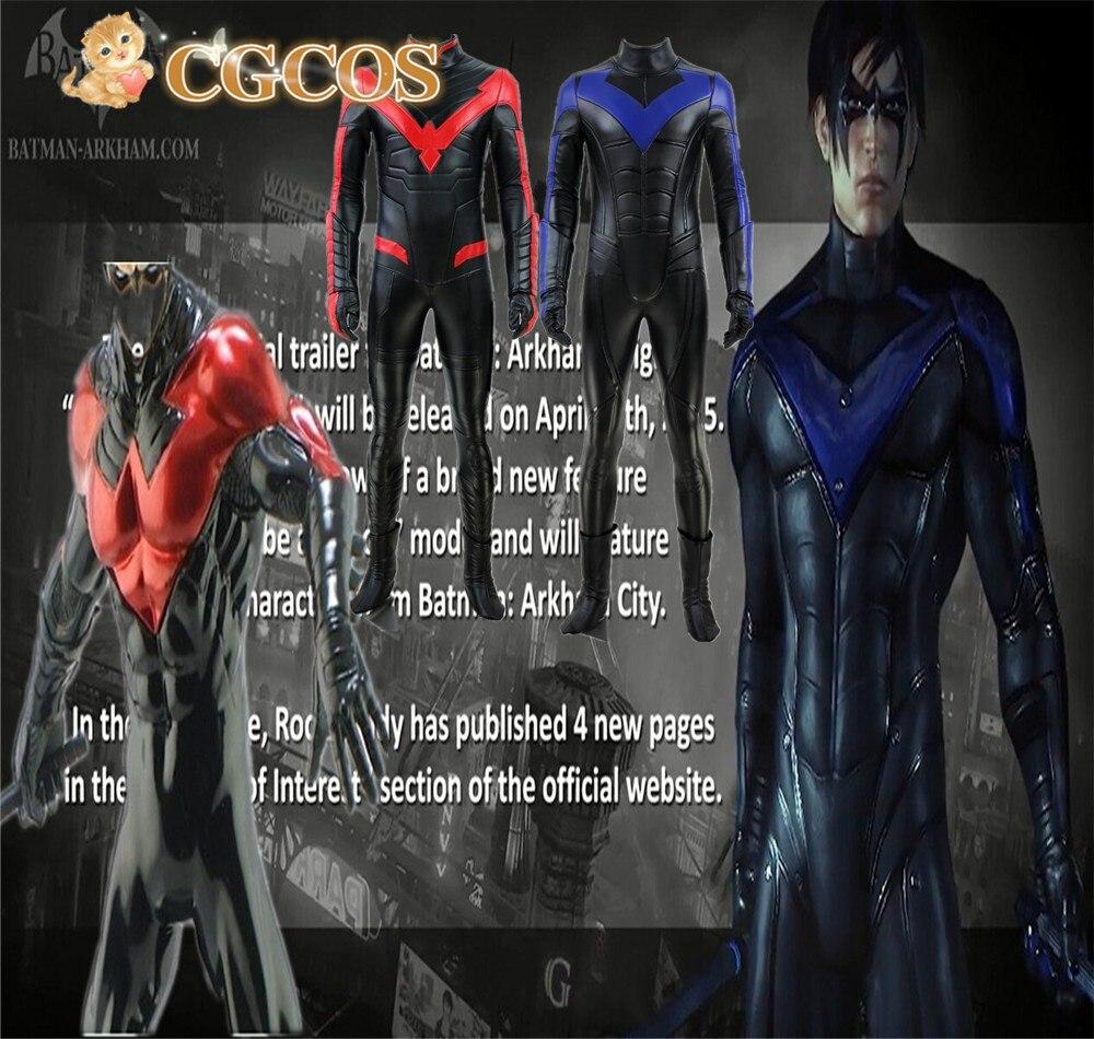 Online Get Cheap Arkham Batman Costume -Aliexpress.com | Alibaba Group