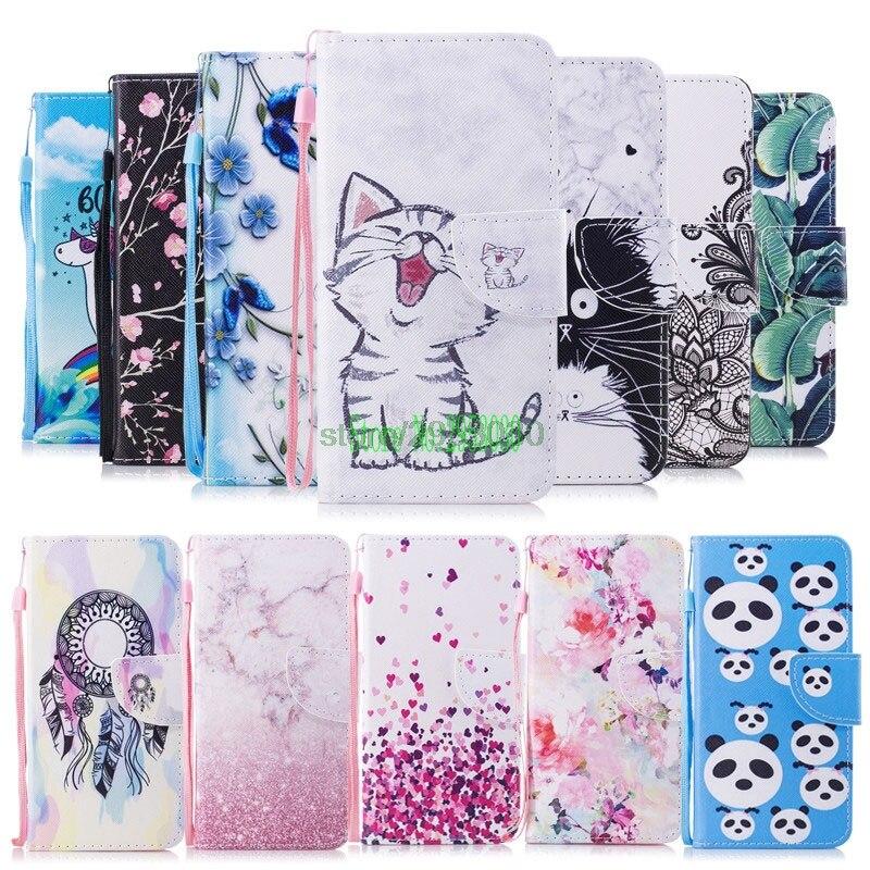 Роскошный телефон оболочки для Samsang A8 2018 (A5 2018) a530 откидная крышка Подставка для Samsang A8 плюс 2018 (A7 2018) A730 случае сумки кожи ...