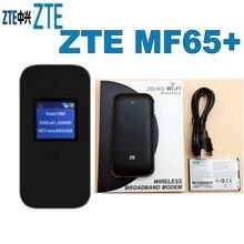 Zte MF65 + 21 Мбит/с Wi-Fi роутера-HSPA + Беспроводной модем