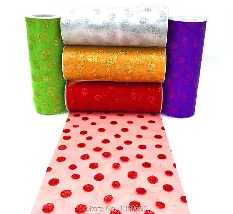 Decorative Tulle Fabric
