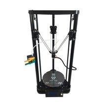 Mais novo he3d reprap diy delta impressora 3d k200 automático leveling_all injeção plásticos parts_remotamente extrusora