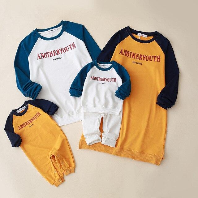 dc48354c25df Pijama Família Combinando Roupa Do Natal do bebê Pijamas Tal Pai Tal Filho  Camisas Melhores Amigos