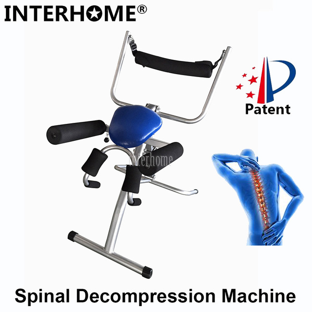 Patented Spinal Decompression Efficient Spine Lumbar