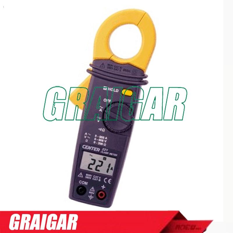 все цены на CENTER-221 mini clamp meter, clamp meter tester, AC CLAMP METER,Free shipping онлайн