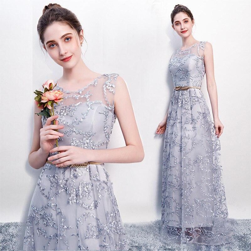 Dress Women summer dress vestidos de fiesta noche 2019 new  long