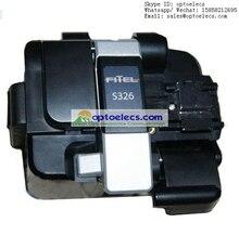 מקורי יפן Fitel S326/ S326A גבוהה דיוק אופטי סיבי קליבר S326 סיבים אופטיים קאטר אופטי סיבי חיתוך כלי